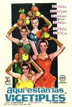 Aquí están las vicetiples (1961) tt0054502 PP