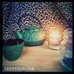 tea ceremony #chongolio