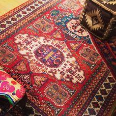 LA floor rugs #the grove #LA #losangeles #pattern #textiles #rug #geometric #rich #colours #woven #travel #themess