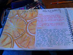 Page 1 of 2 on Marlane Wurzbach - information and my interpretation