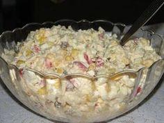 Polish Recipes, Polish Food, Potato Salad, Grilling, Potatoes, Menu, Ethnic Recipes, Pineapple, Menu Board Design
