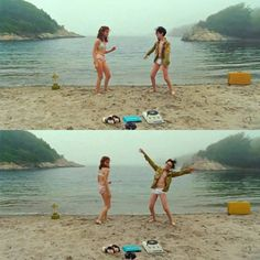 Moonrise Kingdom, the cutest dancers!