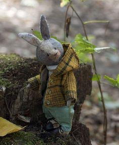Leveret Fyodor by By Nastia and Cat | Bear Pile