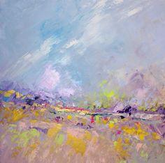 The Pink Pagoda: Sally Kelly Paintings