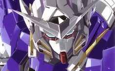 Celestial Being's mobile suit  GN-001 Gundam Exia