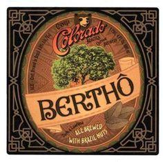 Cerveja Colorado Berthô, estilo American Brown Ale, produzida por Cervejaria Colorado, Brasil. 8% ABV de álcool.