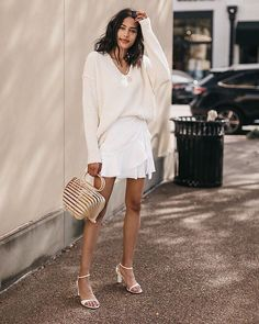 spring style outfits #fashion #ootd