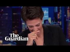 (4) Rachel Maddow breaks down during report on 'tender age' shelters - YouTube