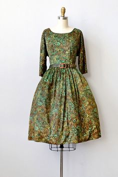 Very cute. Very Anthropologie. no-label-green-belted-1950s-adored-vintage-96