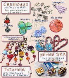 1001 TRESORS du SUD : beadmaking and jewelry designing