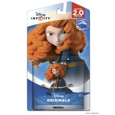 Disney Infinity: Disney Originals 2.0 Edition - Merida