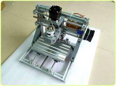 Mini-3-Axis-CNC-Router-grabador-DIY-talla-Machine-para-PCB-PVC-fresado-Madera-SN