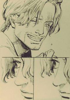 One Piece, Shanks, Sabo