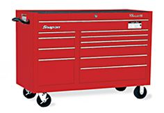 Snap On Rolling Tool Chest - add a butcher block top and you have a great rolling kitchen island!