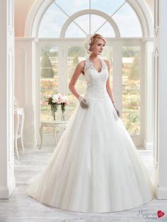 Mlle Cassandra, collection de robes de mariée - Mademoiselle Amour