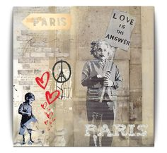 """""""We are Paris"""" by modernmoda ❤ liked on Polyvore featuring art and prayforparis"""