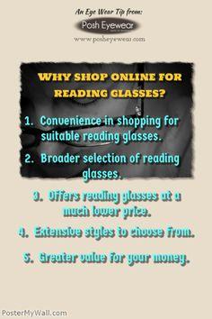Let the Buyer Beware: A Closer Look at Ordering Eyeglasses Online