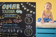 5 meses, Sesión mes a mes Baby photography