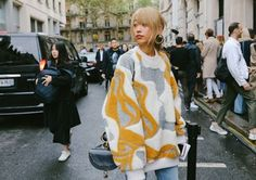 Phil Oh's Best Street Style Photos From Paris Fashion Week Spring '18