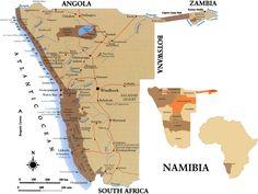 new flat in Windhoek/Namibia, in between Namib and Kalahari deserts, 1650 meter altitude, 1500 kilometers north of Cape Town Desert Map, Land Of The Brave, Namib Desert, Inner World, Folk Music, Travel News, Geography, Astronomy, Tourism