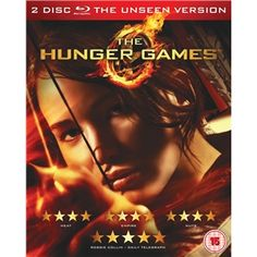 The Hunger Games (2 Discs) (Blu-ray)