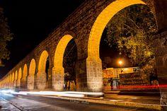 Photography idea, Morelia Michoacan Mexico (Los Arcos) #JMphotography long exposure photography