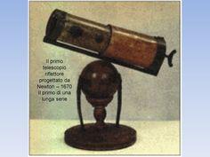 Un telescopio de 1670.