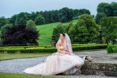 Hassop Hall Wedding Photography » Pete Bristo Photography
