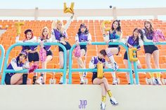 """TWICE's Music Video for """"Cheer Up"""" Is Almost at 7 Milion Views and Gets All Kill 