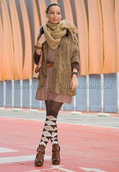 Der Zwiebel-Look (Lagen-Look) FASHION - Mode Tipps, Outfits & Schuhe Dana´s Fashion Blog