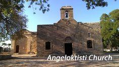 Angeloktisti Church   Cyprus sights  Lithos Hotel
