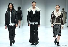Shanghai Fashion Week   CHRISTOPHE TERZIAN
