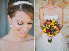 Holman Ranch Wedding // Fall Bridal Bouquet