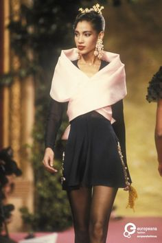 Christian Lacroix, Spring-Summer 1990, Couture   Christian Lacroix - Europeana Collections