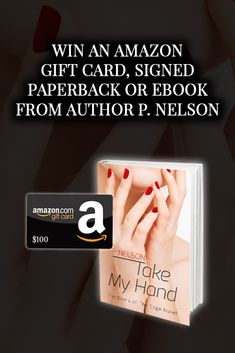 Win an Amazon Giftcard, eBook from Signed Paperback from Author P. Nelson! Movie Rewards, Enter Sweepstakes, Advertising And Promotion, Away From Her, Gift Card Giveaway, Amazon Gifts, First Novel, Audiobook, Authors
