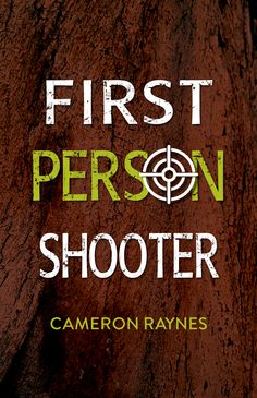First Person Shooter / Cameron Raynes. Jayden lives with his father on the edge of a small country town. He stutters and is addicted to video games.  His best friend Shannon knows how to handle a rifle. When her mum is released from prison, the town waits to see whether her sociopathic stepson Pete will exact revenge for the manslaughter of his father. Will it be up to Jayden to stop him?