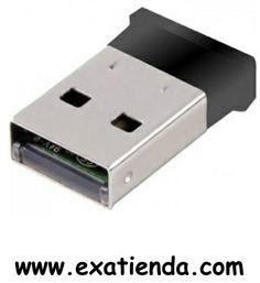 Ya disponible Adapt. 3go bluetooth USB                    (por sólo 6.95 € IVA incluído):   - Bluetooth nano USB 2.0 3GO BTNANO.    Garantía de 24 meses.  http://www.exabyteinformatica.com/tienda/2406-adapt-3go-bluetooth-usb #adaptador #exabyteinformatica