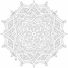 angular mandalamandala mandala para pintar mandala for painting mandala of coloring