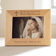 *SAVE 10% ON NEXT ORDER* Join our email list for special savings and news, and save 10% on your next order. Sign up here: www.lifetimecreations.net/email Or text LTCGIFTS to 22828 A coupon code will be emailed to you. Celebrate your loved ones First Communion with our engraved,