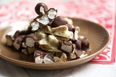 S'more Chocolate Bark