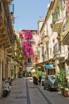 Sicily, Italy...I want to visit here just because daddy was stationed here in the Marines and it would be cool for us to visit all the places and him tell us stories!!!