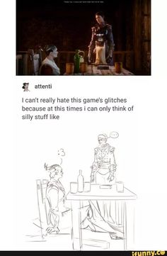The problem with being qunari...