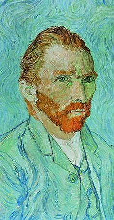 Vincent Van Gogh - Selbstportrait - jetzt bestellen auf kunst-fuer-alle.de