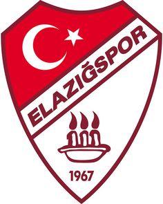 Elazığspor Kulubü   Country: Turkey / Türkiye. País: Turquía.   Founded/Fundado: 1967   Badge/Crest/Logo/Escudo.