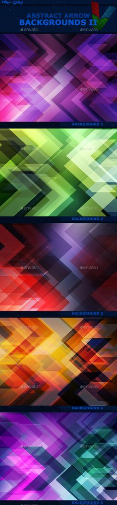 Abstract Arrow Backgrounds II. Download here: http://graphicriver.net/item/abstract-arrow-backgrounds-ii/12586453?ref=ksioks