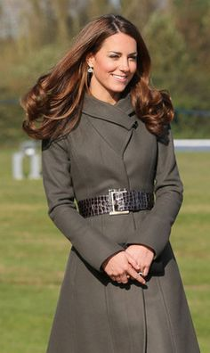 Kate Middleton's gorgeous Light Brown Hair with a Hint of Gold!. eSalon.com