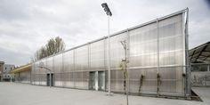 Gallery - School Gym 704 / H Arquitectes - 4