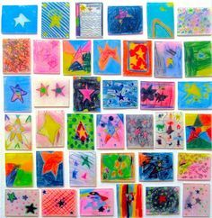 Kids Art Market: Shrinky Dink Stars with Ryan McGinness (ASAP) -Meet & Greet?