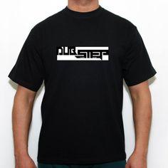 DubStep logo - Camiseta calidad 180 gr/m2 Russell 180