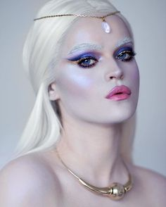WEBSTA @ picturresque - Q U E E N • A T L A N T I S 🔱I don't think they where just human beings, more hybrids 🤔 Do you believe in Atlantis? FaceKat von D - Lock it Foundation 41 mixed with NYX - Pearl Mania Pigment SpaceKat von D - Alchemist Palette Eyes Make-up Geek - Center StageNatasha Denona- Purple Blue Palette Make-up Atelier Paris- Pearl Pigment Gold Make-up Atelier Paris- Escobar Gold Kiko - Maxi Mod Mascara Inglot - Pigment 72Barry M - Dazzle Dust Midnight Lips Lena Lashes…